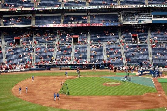 Turner Field: Field