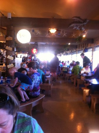 Mo's Restaurant : Mo's Lincoln City (taft)