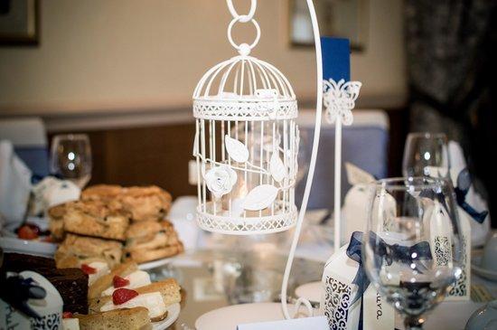 The Bird In Hand Country Inn: Afternoon tea wedding breakfast