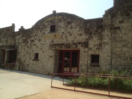 Soda Rock Winery: Old Post Office and Now Tasting Room and Event facility