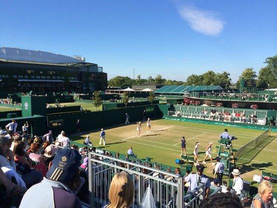 The All England Lawn Tennis Club: 12