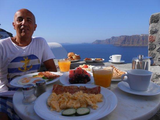Esperas: petit dejeuner