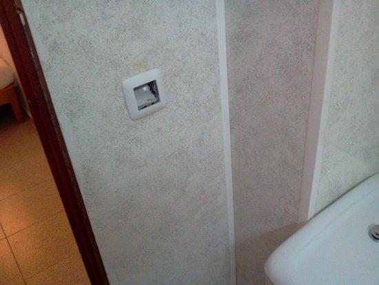 Hotel HSM Europa: baño