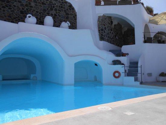 Esperas: la piscine