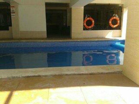 Hotel HSM Europa : piscina