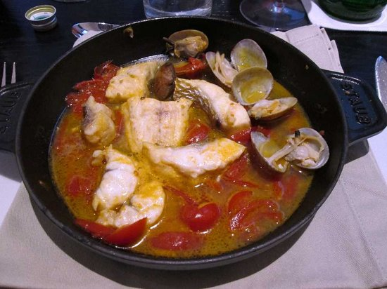 seafood soup