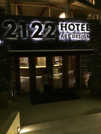 2122 Hotel Art Design: muito bom