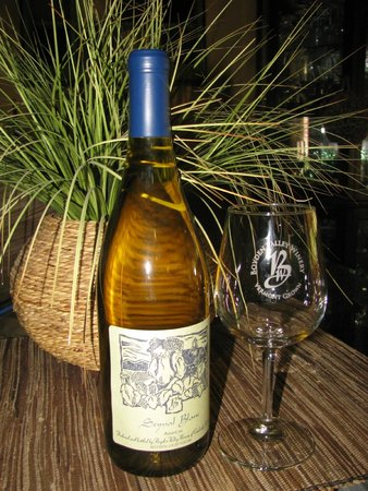 Boyden Valley Winery : A delightful light white