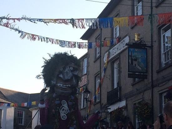 St. Agnes Hotel: carnival