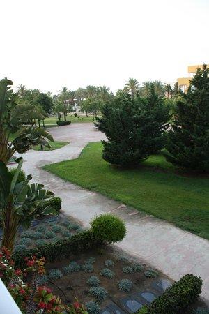 Zimbali Playa Spa Hotel: vista desde terraza