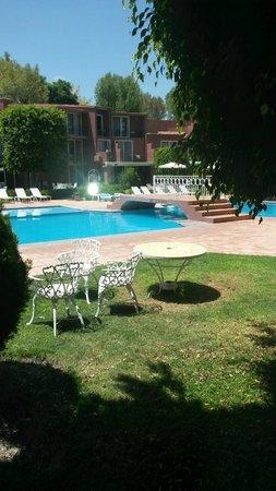 Real de Minas San Miguel de Allende: piscina