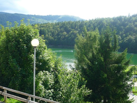 Hotel Du Lac: Rossana C Posto incantevole