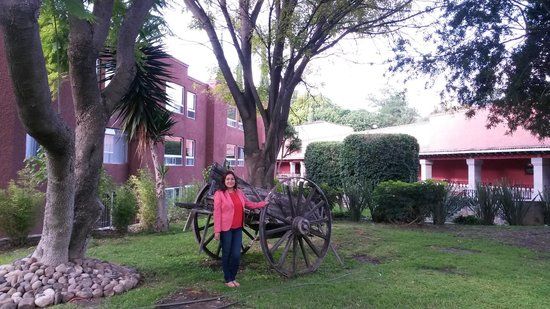 Real de Minas San Miguel de Allende: patio1