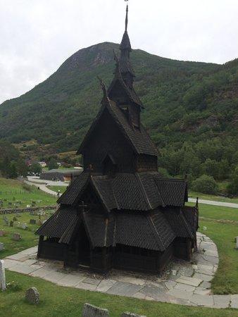 Borgund Stave Church: Iglesia de madera de Borgund