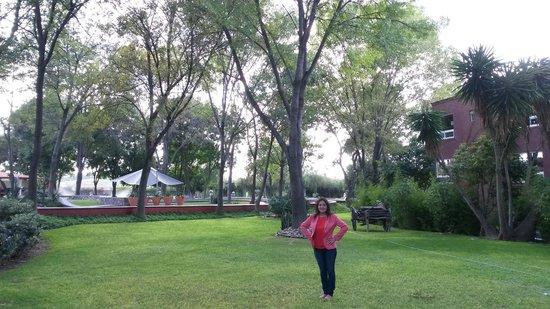 Real de Minas San Miguel de Allende: patio2