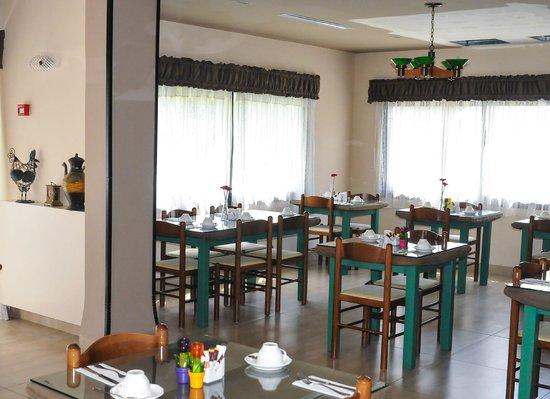Shtarkman Erna Boutique Hotel: Pleasant Dining Room