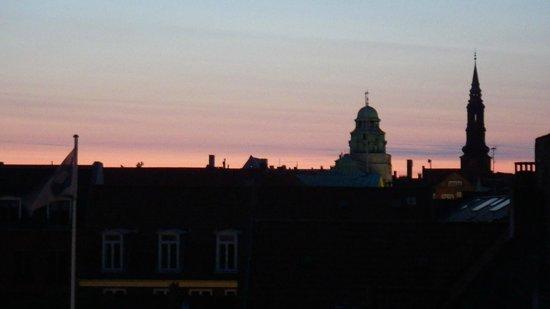 Copenhagen Downtown Hostel : Aussicht
