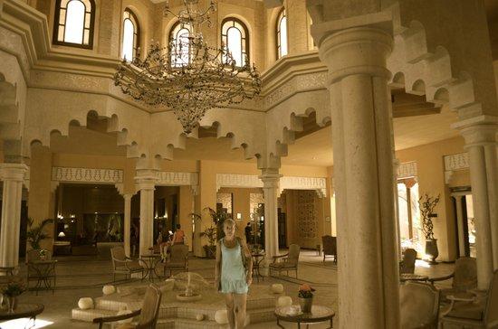 IBEROSTAR Isla Canela Hotel: Lobby