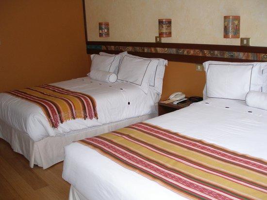 Taypikala Hotel Machupicchu: Room