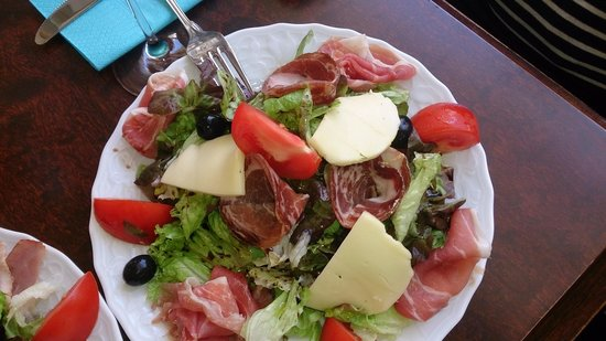 Moliere : salade