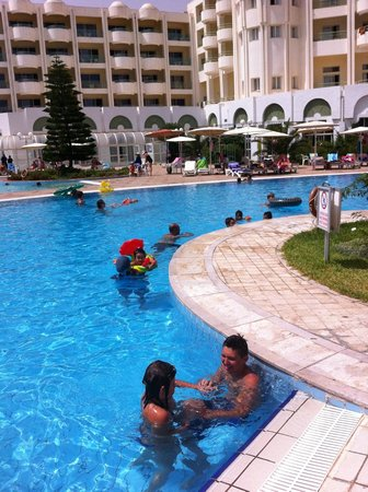 El Mouradi El Menzah: piscine