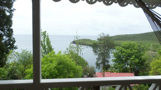 Ti Kaye Resort & Spa: View from the room