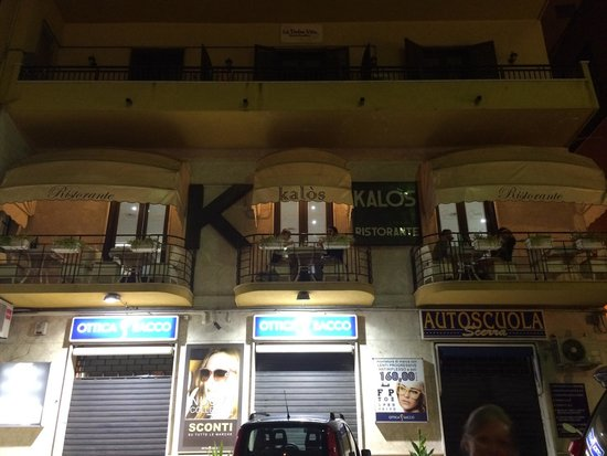 Kalos: Les balcons !