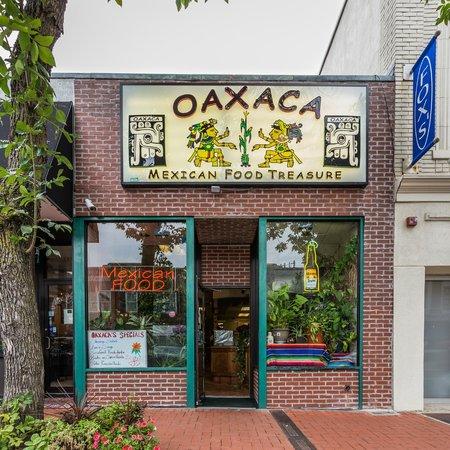 Oaxaca Mexican Restaurant Huntington Ny