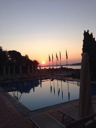 Don Pedro Hotel: Sunrise