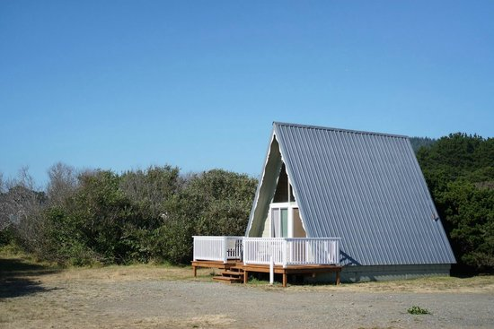 Pacific Reef Hotel - Gold Beach: Secluded A-frame