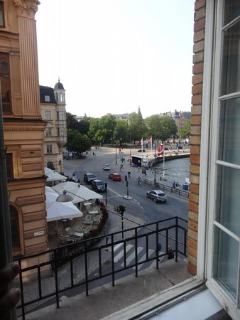 Radisson Blu Strand Hotel, Stockholm: view from room 208
