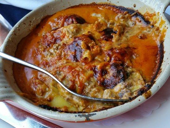 La Rouvenaz : Lasagna