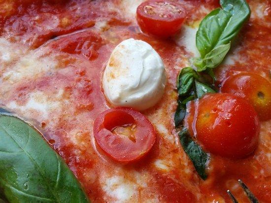 La Rouvenaz : Pizza