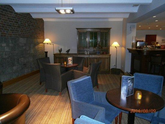 Hotel Quartier Latin : salon Bar Resto