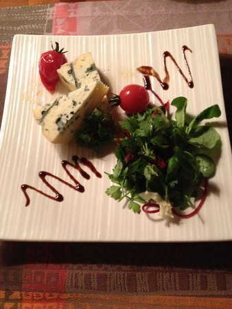 Restaurant Thierry Saveurs et Cuisine : Cheese
