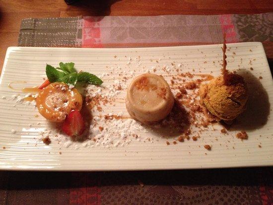 Restaurant Thierry Saveurs et Cuisine : Dessert