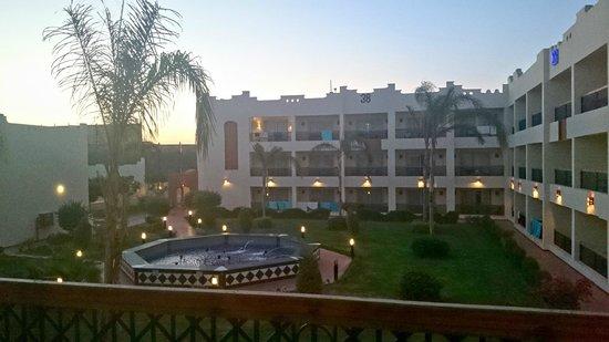 SUNRISE Select Royal Makadi Resort: View outside the room