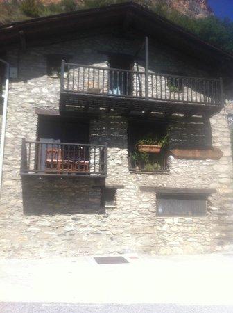 Cal Pauet: Fachada Restaurante