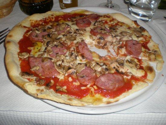 Le Vivaldi: Pizza Diots