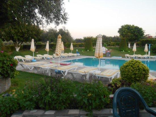 Sunlight Studios: pool