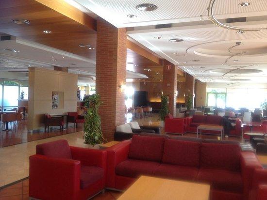 Hotel Mediterraneo Benidorm : Lobby