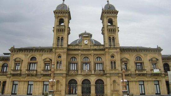 Ayuntamiento: Vista exterior