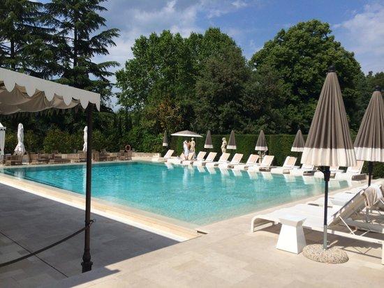 Villa Cora: Pool