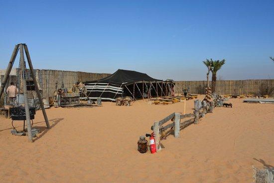 Platinum Heritage Luxury Tours and Safaris: The desert exclusive camp