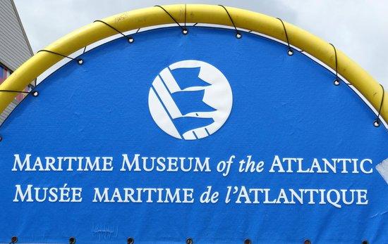Maritime Museum of the Atlantic: Signage
