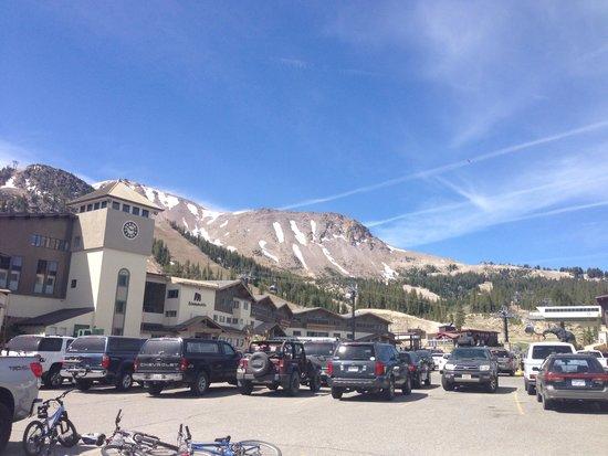 Sierra Lodge: Mammoth mountain centre