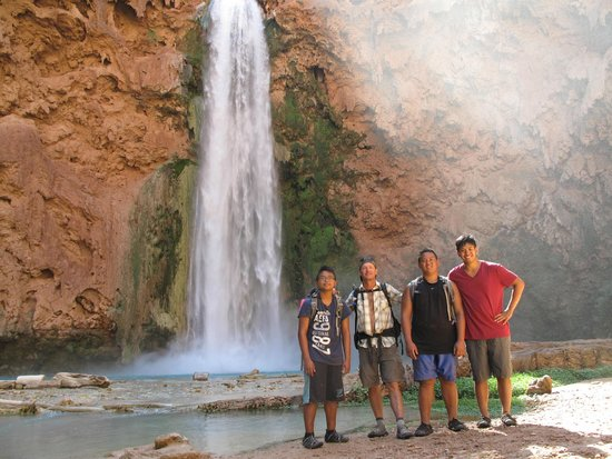 Havasupai Falls : with Supai Ty of Center Focus adventure guide