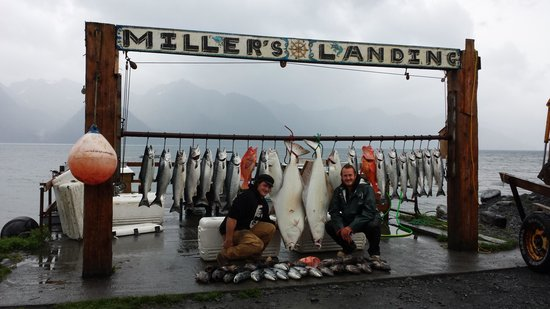 Miller's Landing: Great Fishing Charters