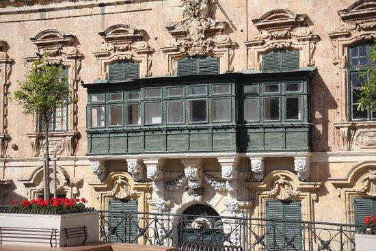 Malta Sightseeing: Vy/miljö över valleta