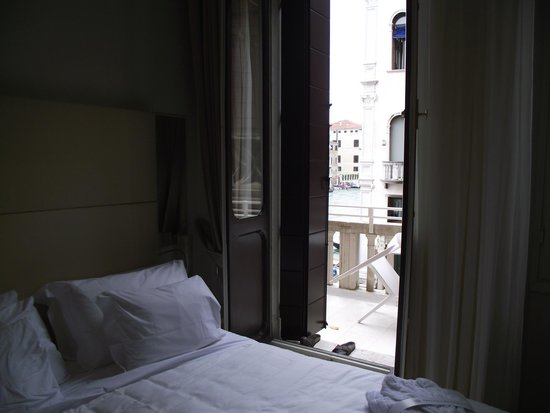 NH Collection Venezia Palazzo Barocci: Room with a view